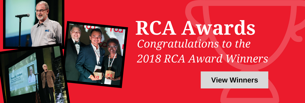View 2018 RCA Award Winners