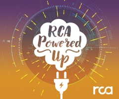 RCA Powered Up