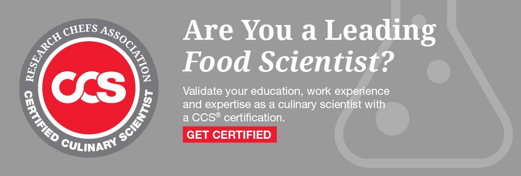 Are You a Leading Food Scientist? Learn More About the CCS Certification