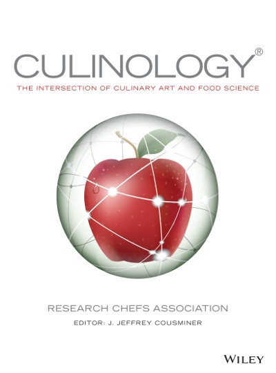 Culinology Book Cover