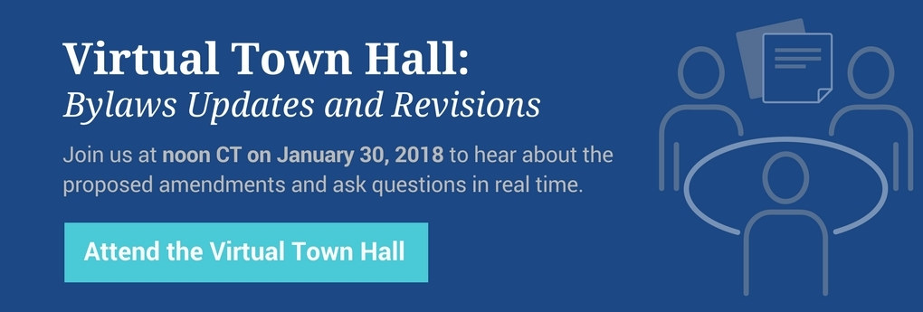 Virtual Town Hall: Proposed Bylaws Updates and Revisions